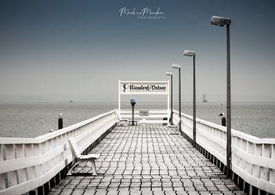 Seebrücke Niendorf #02