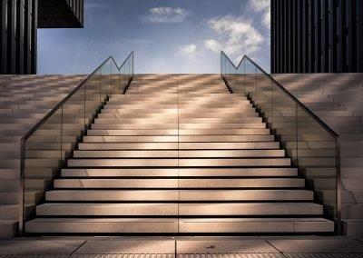 Hyatt Regency, Die Treppe zum Himmel #01