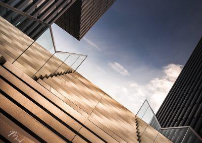 Hyatt Regency, Die Treppe zum Himmel #02